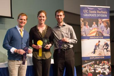 Winners of the Grad Slam (Photo by Sam McCrea)